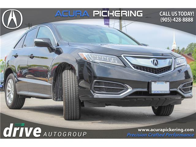 2018 Acura RDX Tech (Stk: AS084) in Pickering - Image 4 of 35