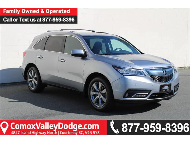 2016 Acura MDX Elite Package (Stk: S225440A) in Courtenay - Image 1 of 30