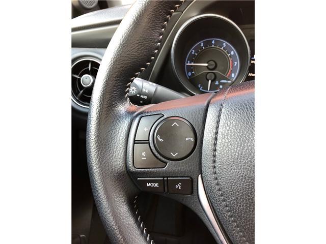 2017 Toyota Corolla iM Base (Stk: 33112645) in Regina - Image 11 of 15