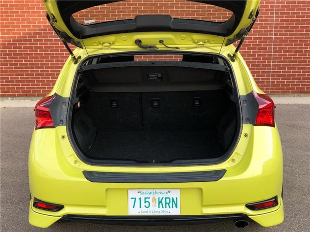 2017 Toyota Corolla iM Base (Stk: 33112645) in Regina - Image 6 of 15