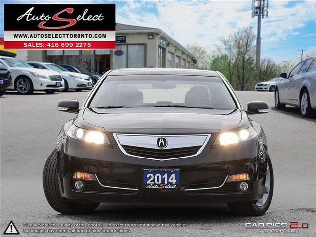 2014 Acura TL  (Stk: 14TLB51) in Scarborough - Image 2 of 29