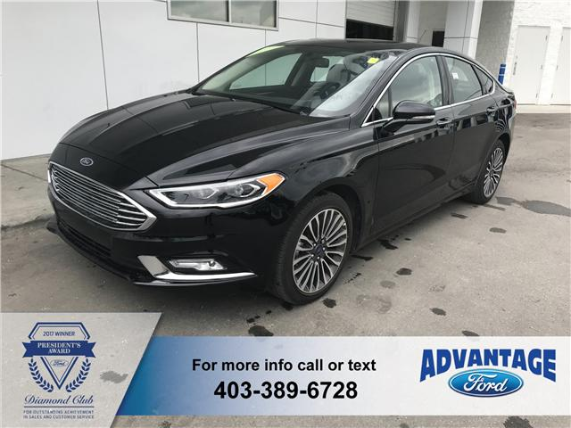 2017 Ford Fusion SE (Stk: 5268) in Calgary - Image 1 of 18