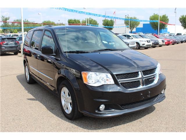 2016 Dodge Grand Caravan Crew (Stk: 166520) in Medicine Hat - Image 1 of 25