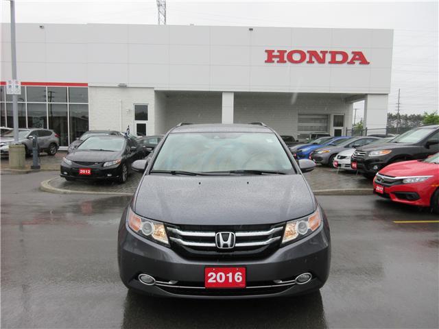 2016 Honda Odyssey Touring (Stk: 25687L) in Ottawa - Image 2 of 10