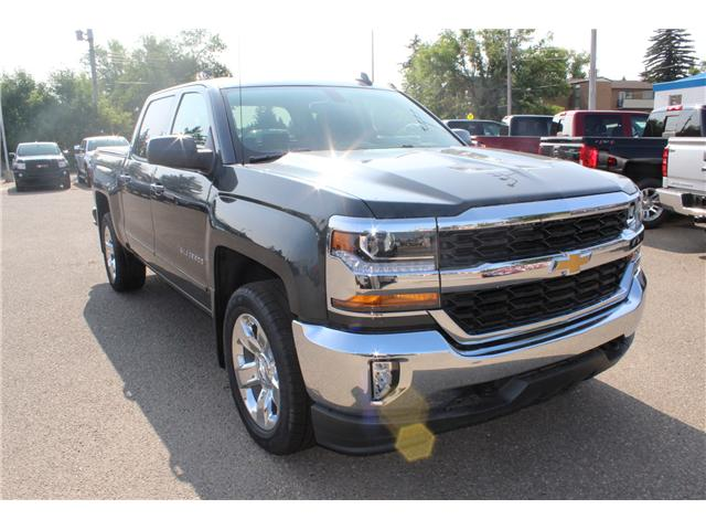2018 Chevrolet Silverado 1500 1LT (Stk: 193565) in Brooks - Image 1 of 25