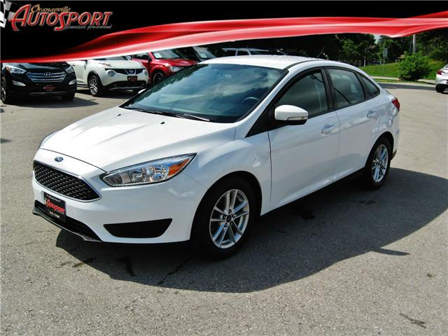 2015 Ford Focus SE (Stk: 1380) in Orangeville - Image 1 of 20