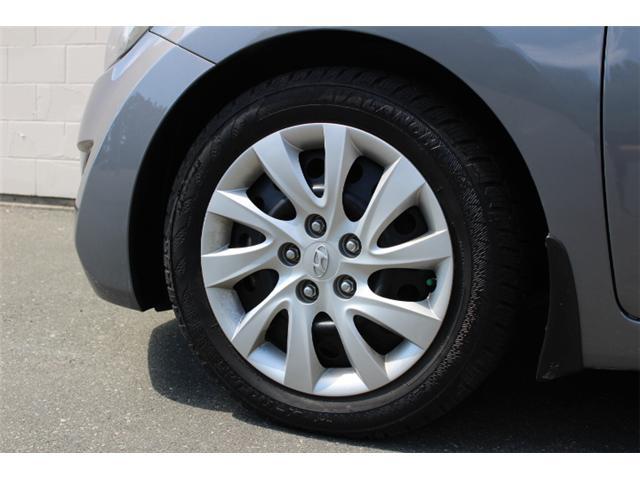 2013 Hyundai Elantra GLS (Stk: R629403A) in Courtenay - Image 18 of 28