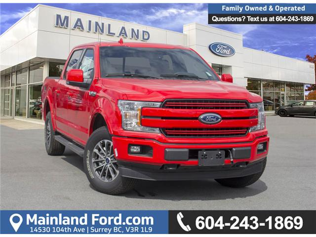 2018 Ford F-150 Lariat (Stk: 8F12626) in Surrey - Image 1 of 27