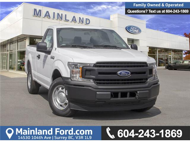 2018 Ford F-150 XL (Stk: 8F14229) in Surrey - Image 1 of 22