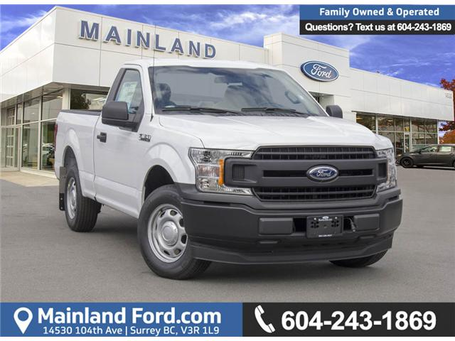 2018 Ford F-150 XL (Stk: 8F14230) in Surrey - Image 1 of 19
