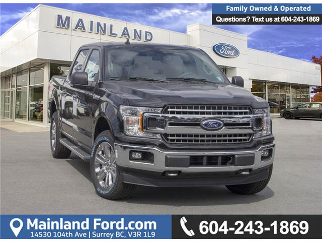 2018 Ford F-150 XLT (Stk: 8F14251) in Surrey - Image 1 of 28