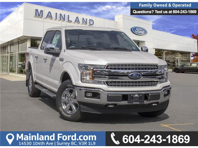 2018 Ford F-150 Lariat (Stk: 8F14255) in Surrey - Image 1 of 30
