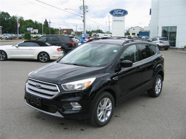2018 Ford Escape SE (Stk: 18464) in Smiths Falls - Image 1 of 12