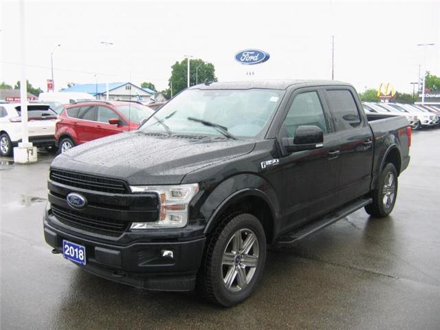 2018 Ford F-150 Lariat (Stk: 1846) in Perth - Image 1 of 12