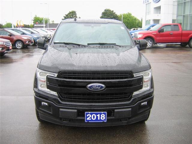 2018 Ford F-150 Lariat (Stk: 1846) in Perth - Image 2 of 12