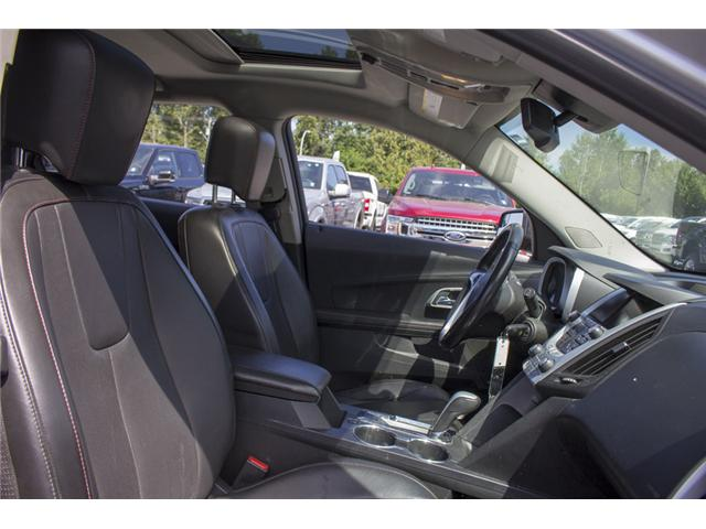 2013 Chevrolet Equinox LTZ (Stk: P3326A) in Surrey - Image 17 of 27