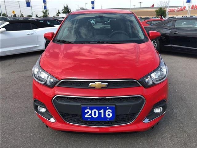 2016 Chevrolet Spark AUTO BLUETOOTH REAR CAMERA  (Stk: PL17213) in BRAMPTON - Image 3 of 20
