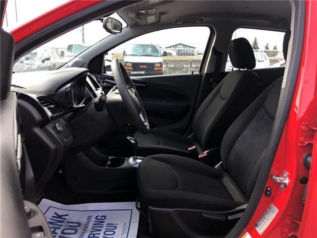 2016 Chevrolet Spark AUTO BLUETOOTH REAR CAMERA  (Stk: PL17213) in BRAMPTON - Image 12 of 20