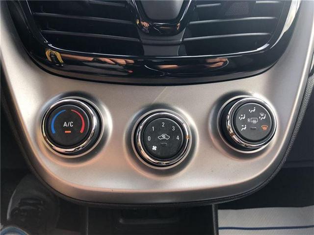 2016 Chevrolet Spark AUTO BLUETOOTH REAR CAMERA  (Stk: PL17213) in BRAMPTON - Image 19 of 20