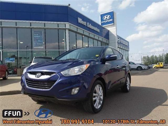 2013 Hyundai Tucson Limited (Stk: 84937A) in Edmonton - Image 1 of 20