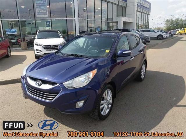2013 Hyundai Tucson Limited (Stk: 84937A) in Edmonton - Image 2 of 20