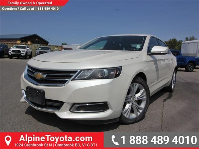 2014 Chevrolet Impala 2LT (Stk: 9135565) in Cranbrook - Image 1 of 16