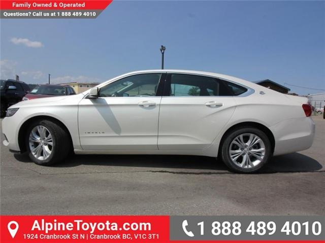 2014 Chevrolet Impala 2LT (Stk: 9135565) in Cranbrook - Image 2 of 16