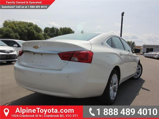 2014 Chevrolet Impala 2LT (Stk: 9135565) in Cranbrook - Image 5 of 16
