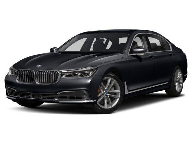 2019 BMW 750i xDrive (Stk: B029626) in Oakville - Image 1 of 9