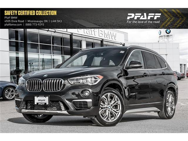 2017 BMW X1 xDrive28i (Stk: U5055) in Mississauga - Image 1 of 22