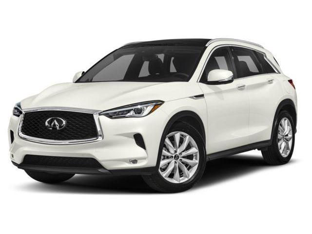 2019 Infiniti QX50 Luxe (Stk: K111) in Markham - Image 1 of 9