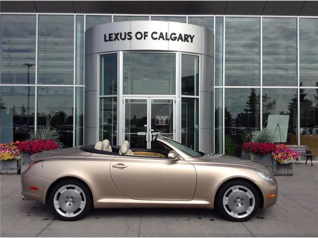 2002 Lexus SC 430 Base (Stk: 3814A) in Calgary - Image 1 of 12
