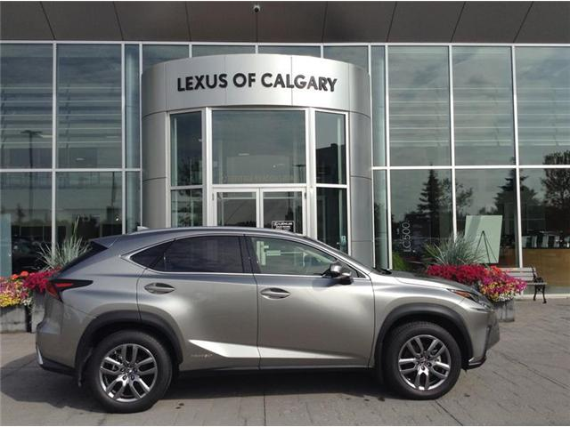 2018 Lexus NX 300h Base (Stk: 3817A) in Calgary - Image 1 of 15