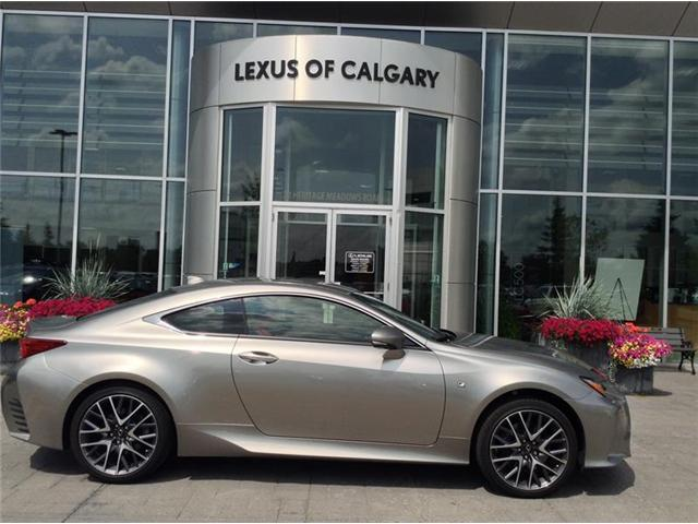 2018 Lexus RC 350 Base (Stk: 180342) in Calgary - Image 1 of 9