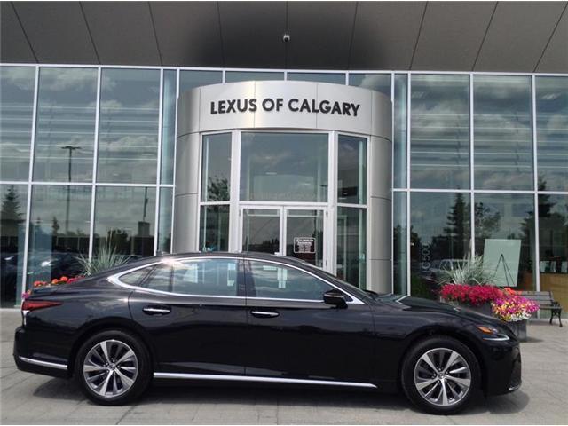 2018 Lexus LS 500 L (Stk: 180659) in Calgary - Image 1 of 12