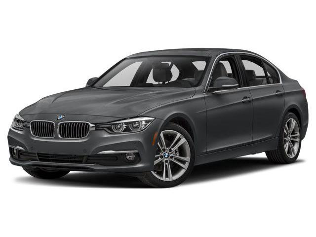 2018 BMW 328d xDrive (Stk: N18926) in Thornhill - Image 1 of 9