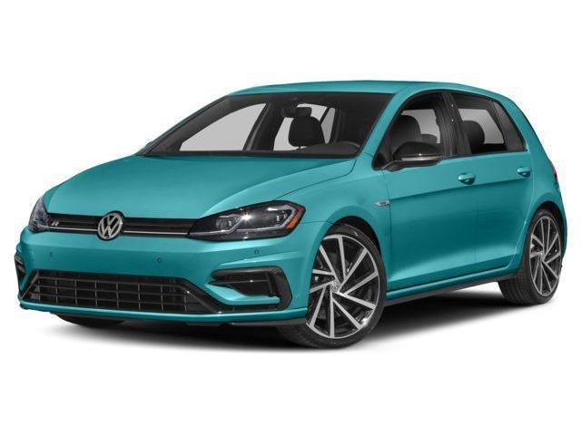2018 Volkswagen Golf R 2.0 TSI (Stk: V9789) in Toronto - Image 1 of 9