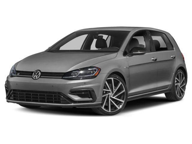 2018 Volkswagen Golf R 2.0 TSI (Stk: V9791) in Toronto - Image 1 of 9