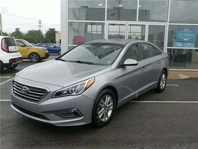 2015 Hyundai Sonata GL (Stk: 18145A) in New Minas - Image 1 of 18