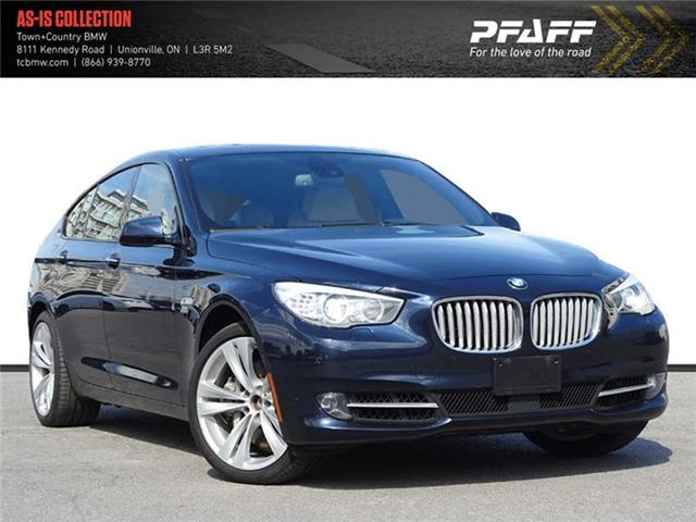2011 BMW 550i xDrive Gran Turismo (Stk: 35933A) in Markham - Image 1 of 2