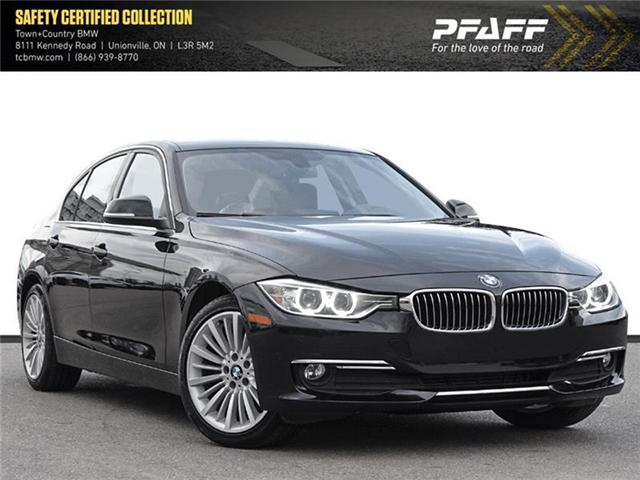 2014 BMW 328d xDrive (Stk: D11271) in Markham - Image 1 of 3