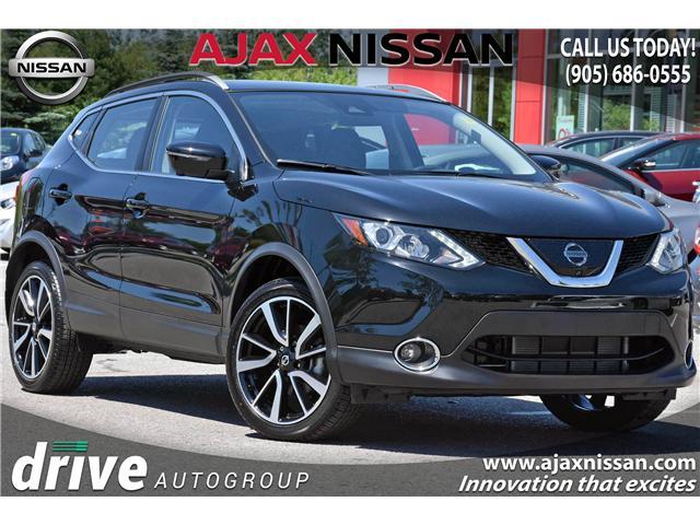 2017 Nissan Qashqai SL (Stk: P3917) in Ajax - Image 1 of 28