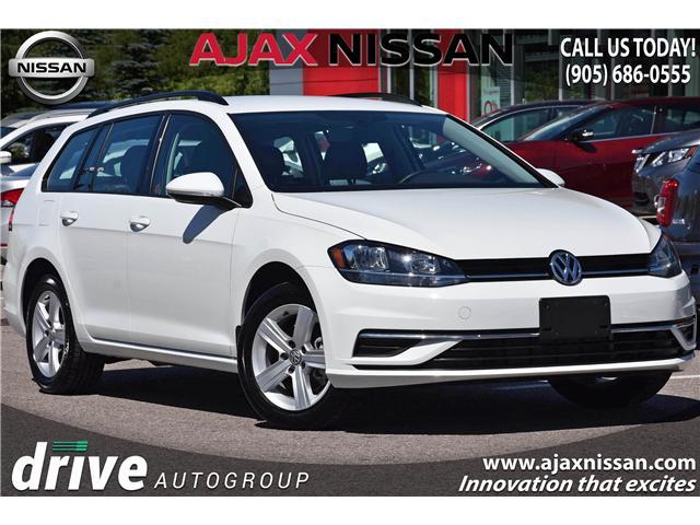 2018 Volkswagen Golf SportWagen  (Stk: P3914) in Ajax - Image 1 of 26