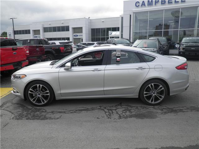 2018 Ford Fusion  (Stk: 1810630) in Ottawa - Image 2 of 12