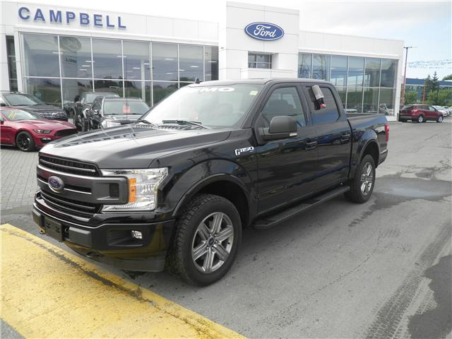 2018 Ford F-150 XLT (Stk: 1812540) in Ottawa - Image 1 of 13