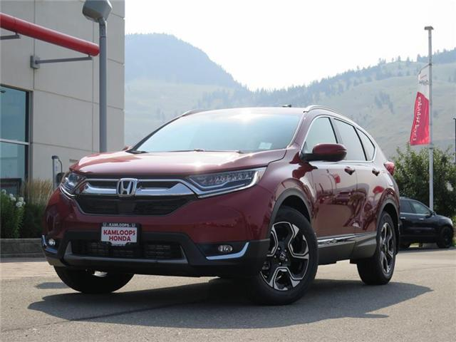 2018 Honda CR-V Touring (Stk: N14026) in Kamloops - Image 1 of 20