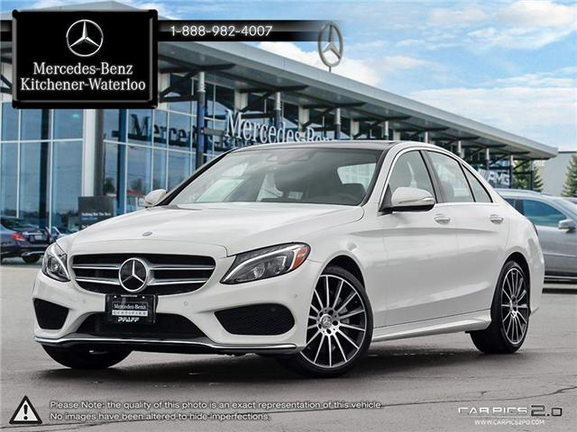 2015 Mercedes-Benz C-Class Base (Stk: 38140A) in Kitchener - Image 1 of 27