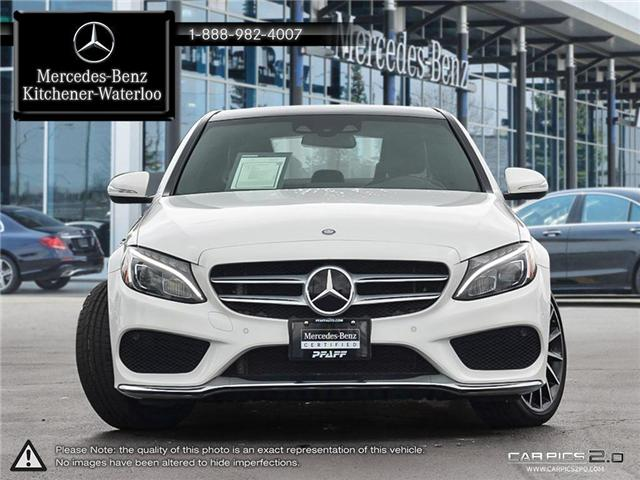 2015 Mercedes-Benz C-Class Base (Stk: 38140A) in Kitchener - Image 2 of 27