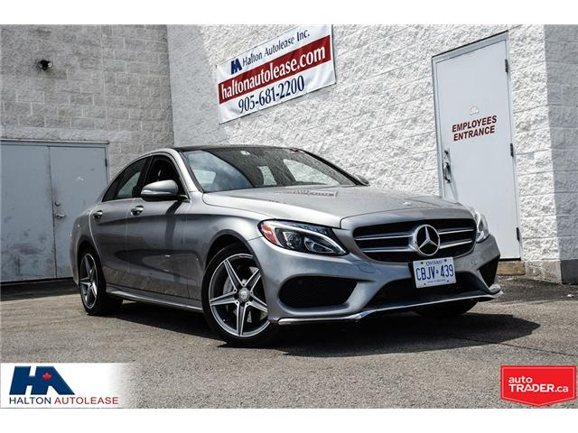 2015 Mercedes-Benz C-Class Base (Stk: 309895) in Burlington - Image 1 of 22