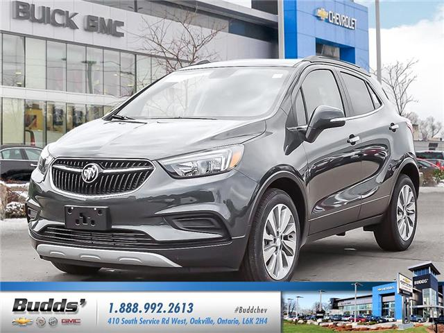 2018 Buick Encore Preferred (Stk: E8043) in Oakville - Image 1 of 25